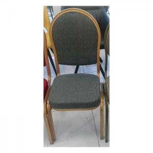 כסא אפור כהה
