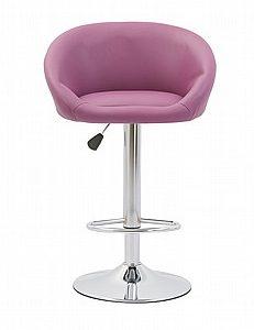 כסא בר סגול