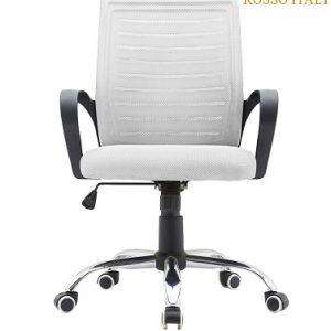 כסא מנהלים לבן